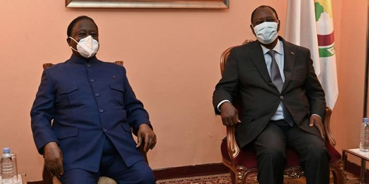 Côte d'Ivoire : pourquoi Ouattara et Bédié s'évitent