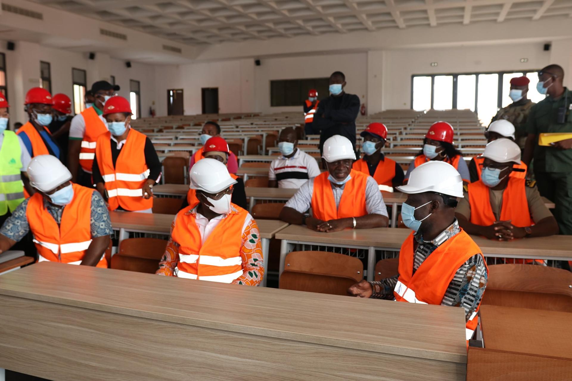 Côte-d'Ivoire: Adama Diawara annonce l'ouverture de l'université de San Pedro en octobre 2021