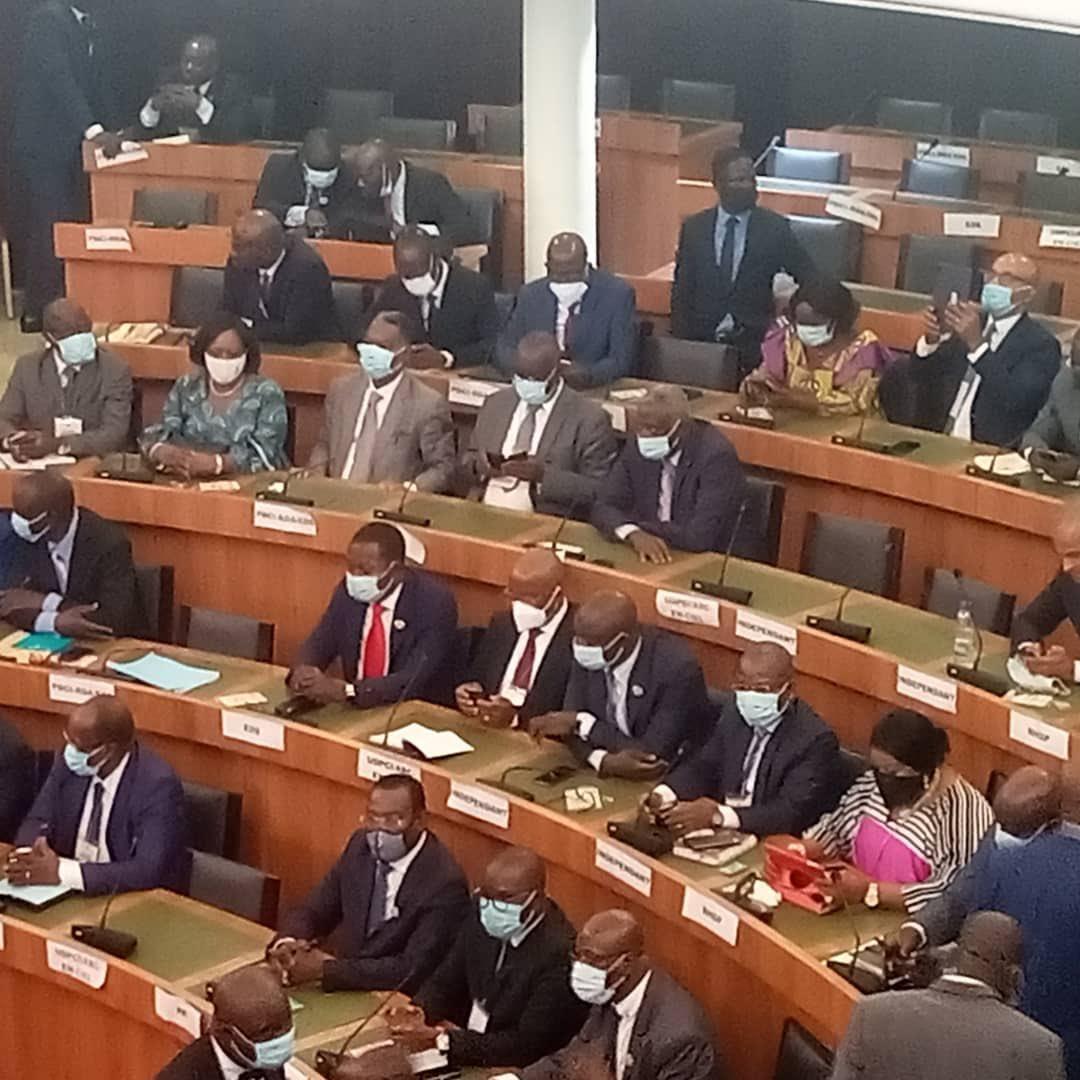 J.A. «rectificatif» Côte-d'Ivoire: Une conseillère d'Affi dément tout accord avec Gbagbo sur la présidence du FPI