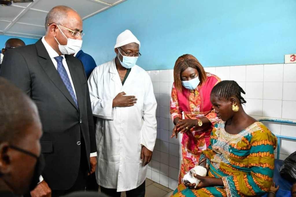 20 morts accident Ferké/Côte-d'Ivoire: Le PM exprime la compassion du Chef de l'État aux familles des victimes