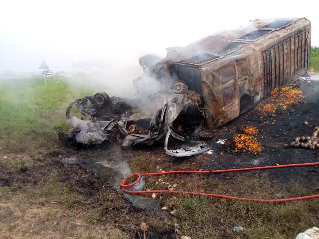 Côte-d'Ivoire: Encore 8 morts dans une collision sur l'autoroute du nord