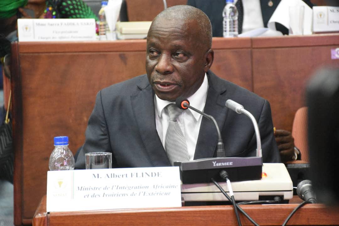 Côte-d'Ivoire: Dr Flindé Albert et Mamadou Sanogo quittent le gouvernement