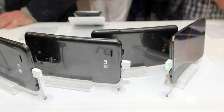 Android : LG veut abandonner le marché des smartphones