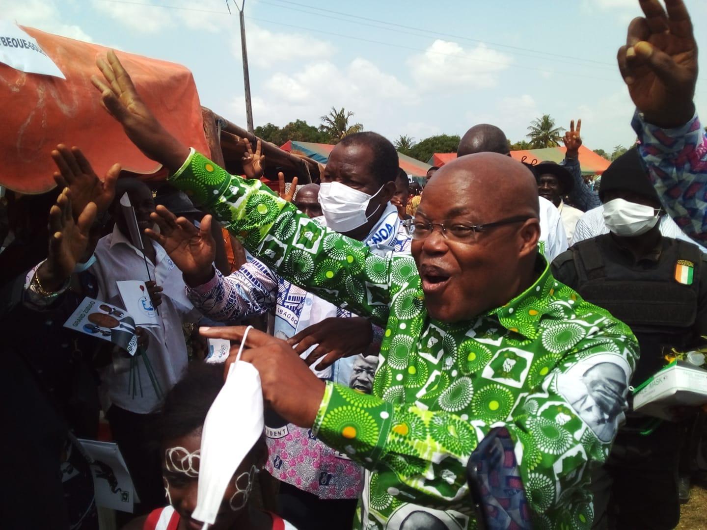Assemblée nationale/Côte d'Ivoire: Simon Doho remplace Guikahué à la tête du groupe parlementaire PDCI