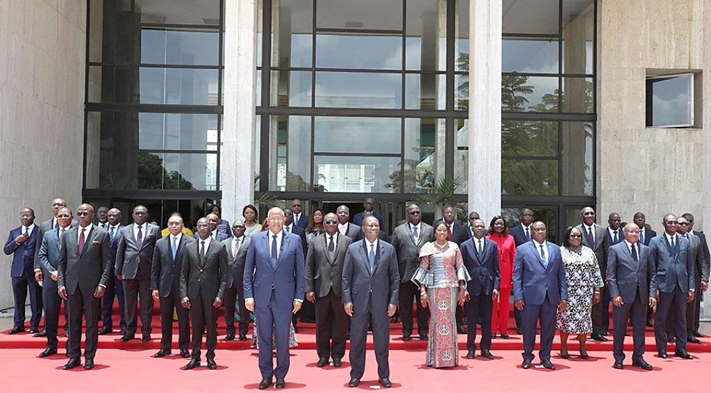 Côte-d'Ivoire: «Ce sera un gouvernement de mission et de combat», indique Patrick Achi