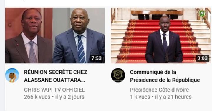 Et si le mensonge primait désormais sur la vérité…en Côte-d'Ivoire