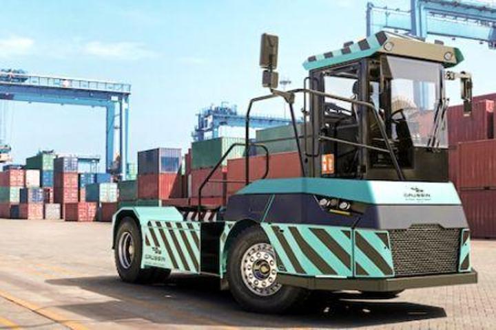 36 tracteurs électriques pour équiper le 2e terminal à conteneurs du Port d'Abidjan