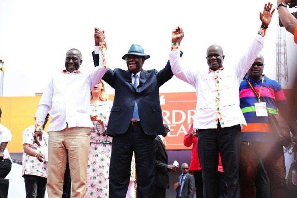 Assemblée/Côte d'Ivoire: Amadou Soumahoro choisit Bictogo pour son intérim