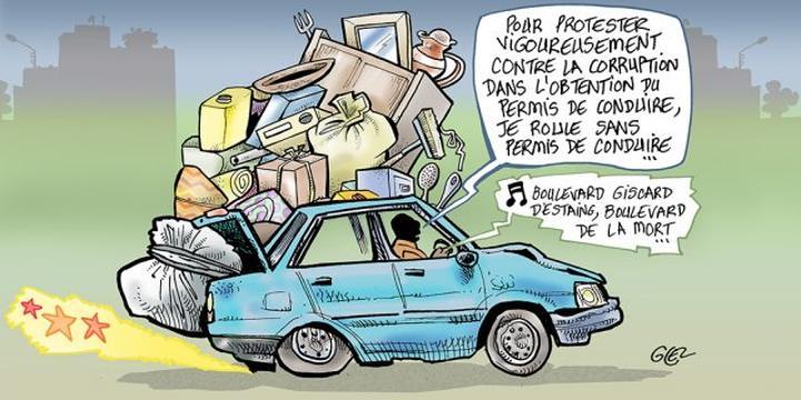 [Chronique] Côte d'Ivoire : permis de conduire sans inspecteurs ?