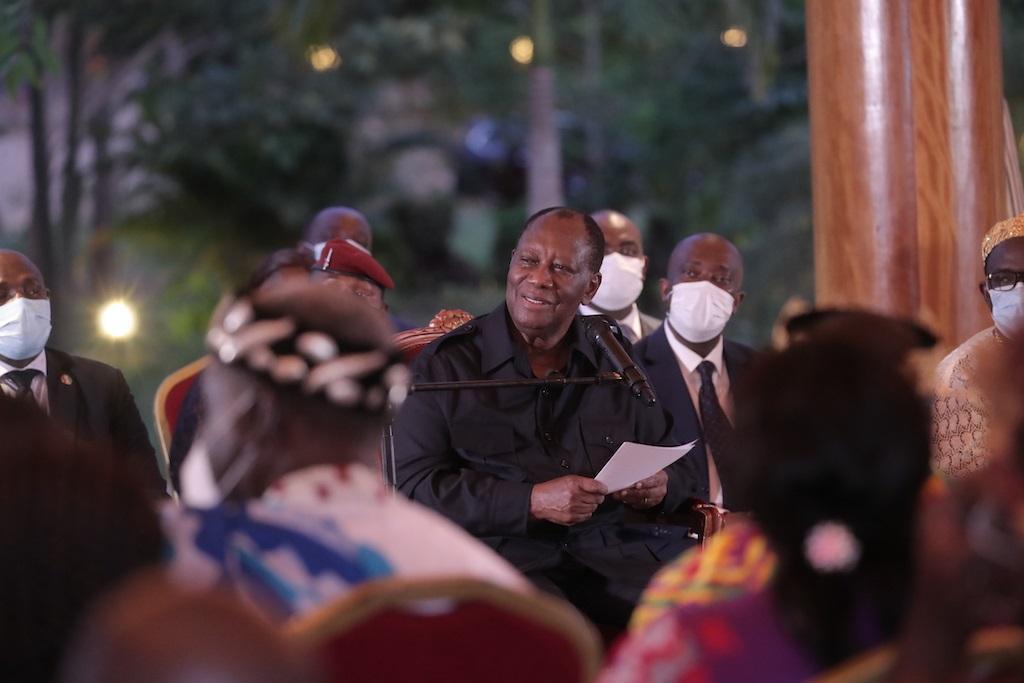 «Le PDCI doit être au RHDP», estime Ouattara