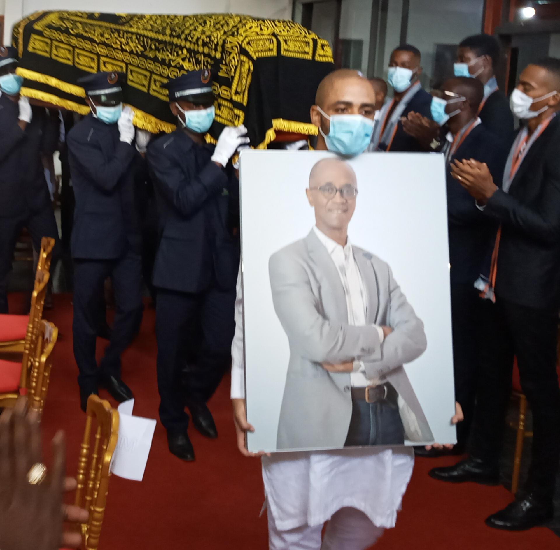 Côte d'Ivoire / Décédé dimanche – Le président des Architectes fait Officier de l'ordre national à titre posthume