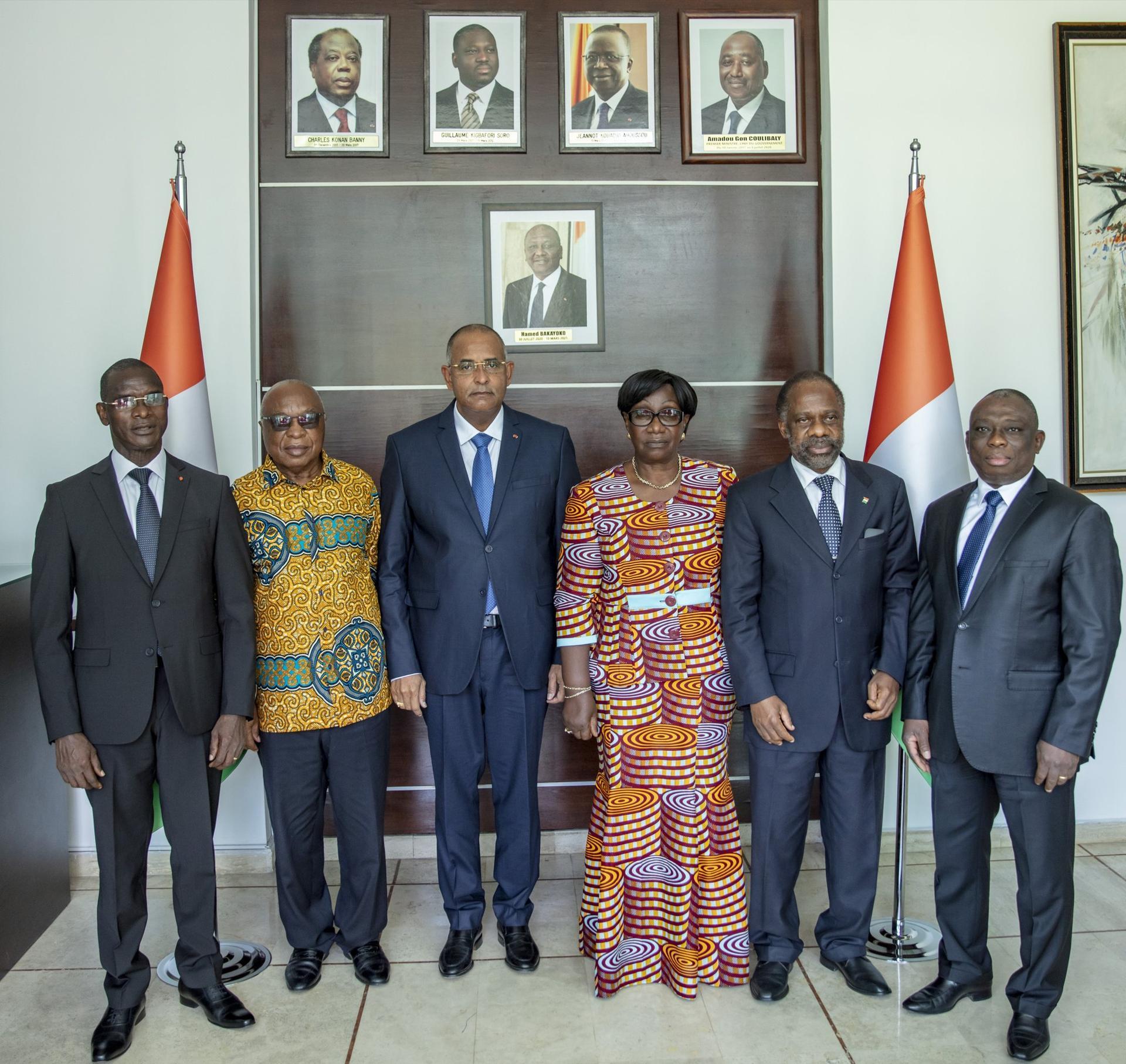 Côte d'Ivoire: La date du retour de gbagbo «sera communiquée» après des séances de travail avec le gouvernement (Assoa Adou)