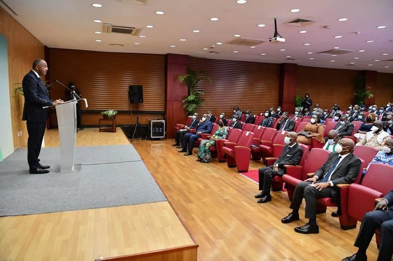 1er mai en Côte-d'Ivoire: Une centrale syndicale demande «la classification du covid-19 dans les maladies professionnelles»