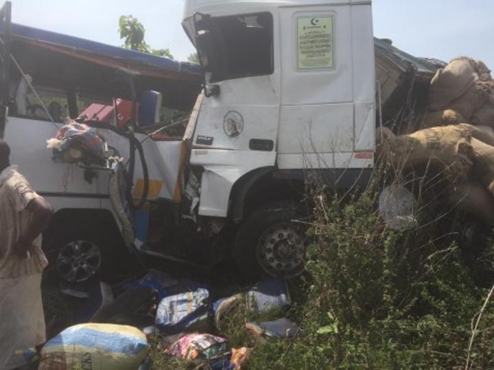 La route a encore tué en Côte-d'Ivoire: Au moins 17 morts et 31 blessés entre Bouaké et Katiola