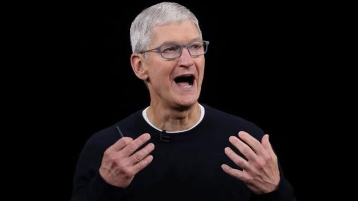 Tim Cook met en garde contre une pénurie de produits Apple