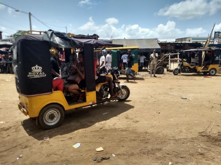 Côte-d'Ivoire: Les tricycles motorisés, un mal nécessaire (MAGAZINE)