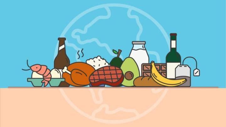 Plutôt viande ou légumes ? L'impact climatique de vos aliments