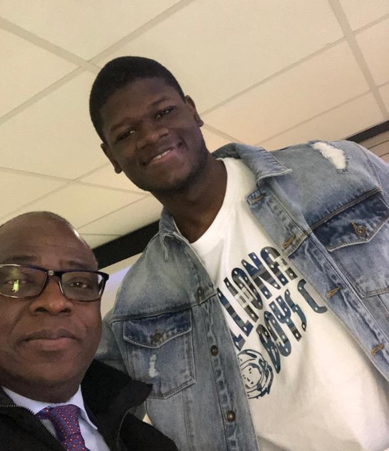 Journée de mondiale de l'Afrique 2021: Le basketteur de NBA, Mo Bamba félicite la Fondation Children of Africa