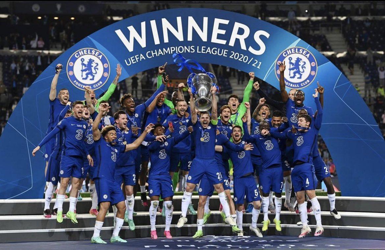 Didier Drogba en fête avec Chelsea «We Believed» 9 ans après Munich 2012