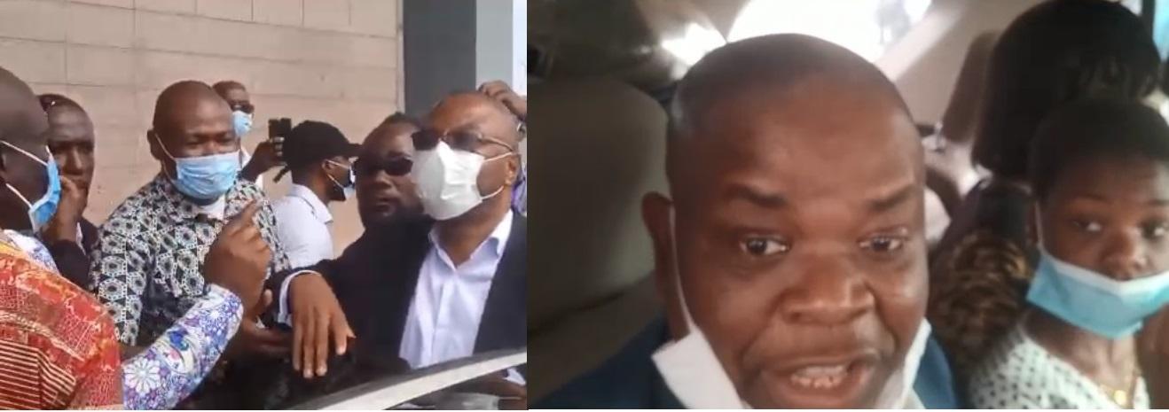 Pickass, Katinan et plusieurs pro-Gbagbo atterrissent en Côte-d'Ivoire après 10 ans à Accra