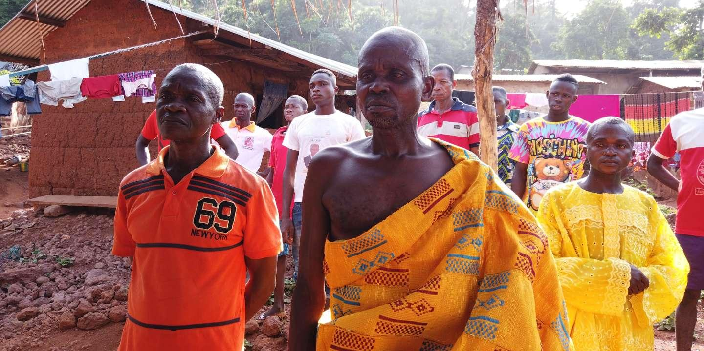 En Côte d'Ivoire, un village dépossédé de ses terres porte plainte contre l'Etat