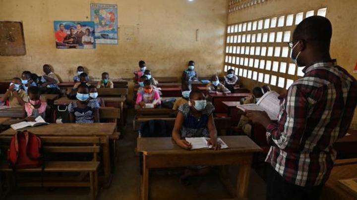 1,4 million de candidats attendus aux examens de fin d'année 2021 en Côte-d'Ivoire