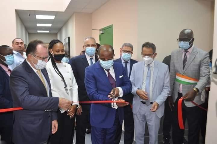 Yopougon/Côte-d'Ivoire: L'Hôtel Astral ouvre officiellement ses portes en présence du ministre Siandou Fofana