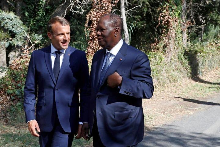 Ouattara réitère l'engagement de la Côte/d'Ivoire «aux côtés» du Burkina dans «la lutte contre le terrorisme»