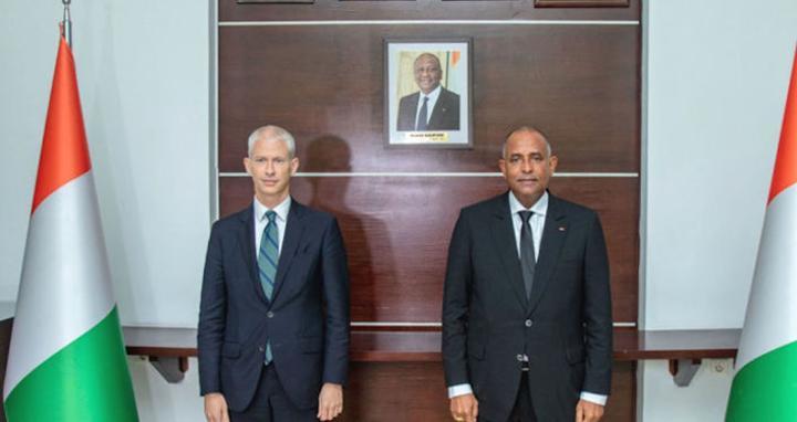 Partenariat France-Côte d'Ivoire: lancement du projet Agora pour la jeunesse ivoirienne