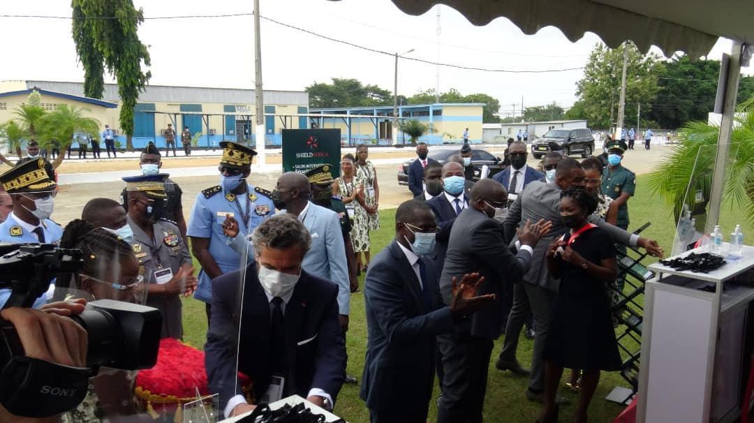 ShieldAfrica/Côte-d'Ivoire: «Une opportunité de rechercher les solutions contre le terrorisme» (Gal Vagondo)
