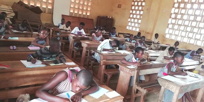 CEPE 2021/Côte d'Ivoire: 562.519 candidats ont débuté les épreuves écrites ce mardi