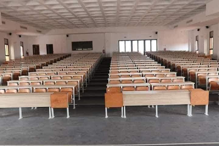 En Côte-d'Ivoire l'Université de San-Pedro prend fière allure