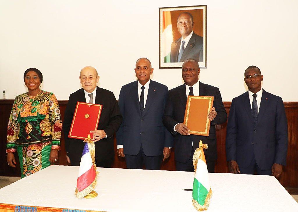 Côte-d'Ivoire: Patrick Achi annonce «une guerre totale» contre le terrorisme avec l'Académie de Jacqueville