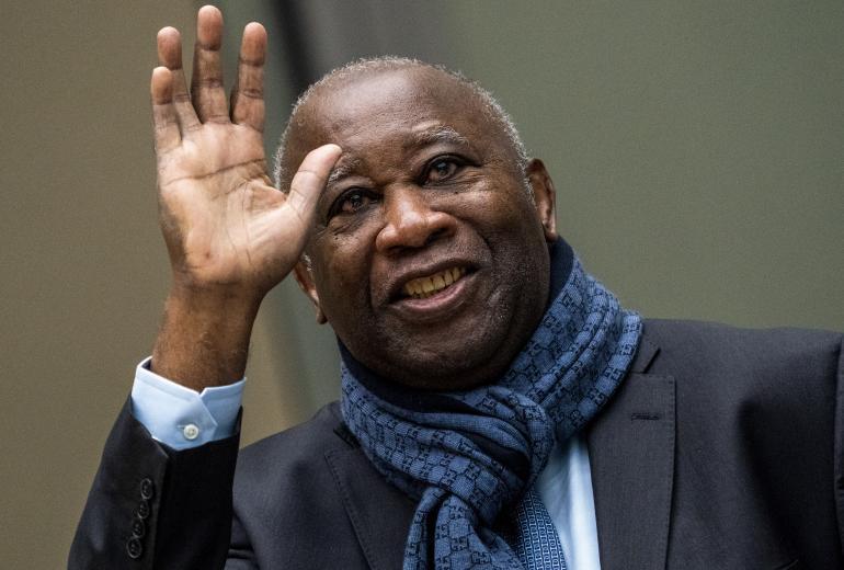 Retour de Gbagbo en Côte d'Ivoire :