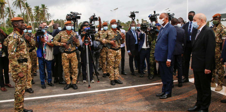 En Côte d'Ivoire, inauguration d'une académie pour lutter contre le terrorisme au Sahel
