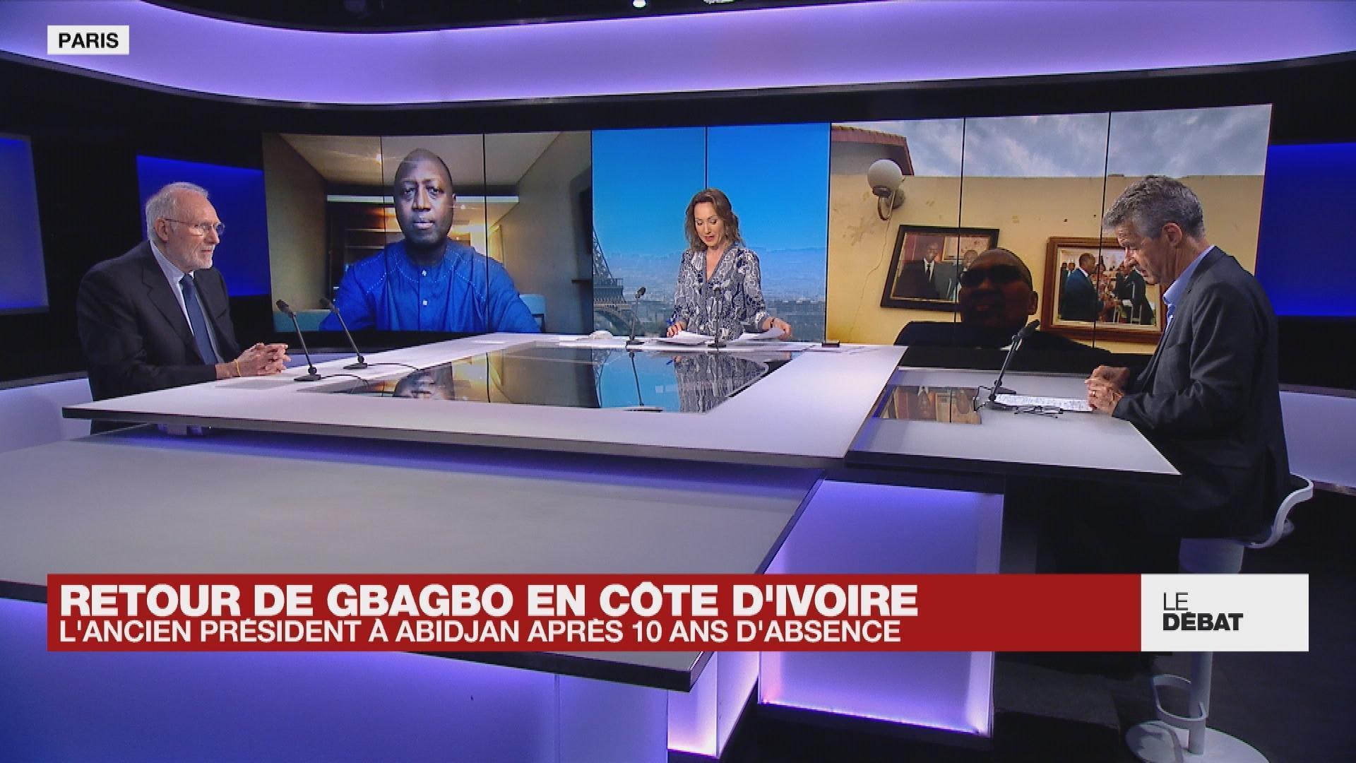 Côte d'Ivoire : le retour de Laurent Gbagbo