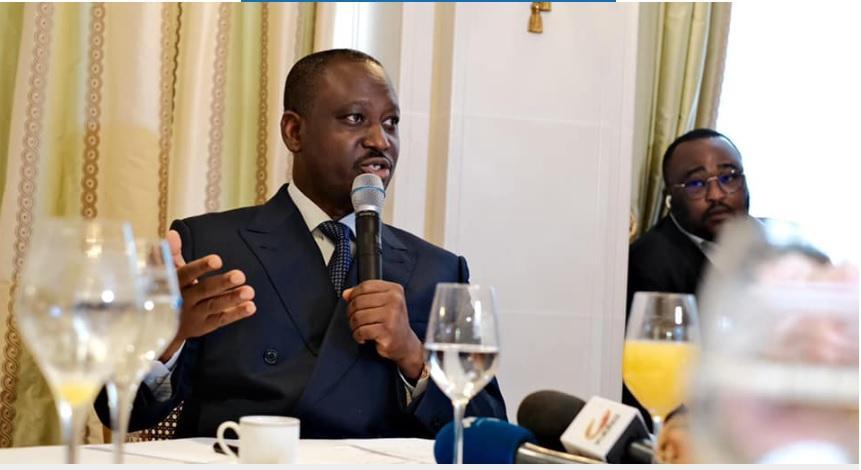 La Côte d'Ivoire a presque fini d'identifier ceux qui se cachent derrière l'avatar pro-Soro Chris Yapi (procureur)