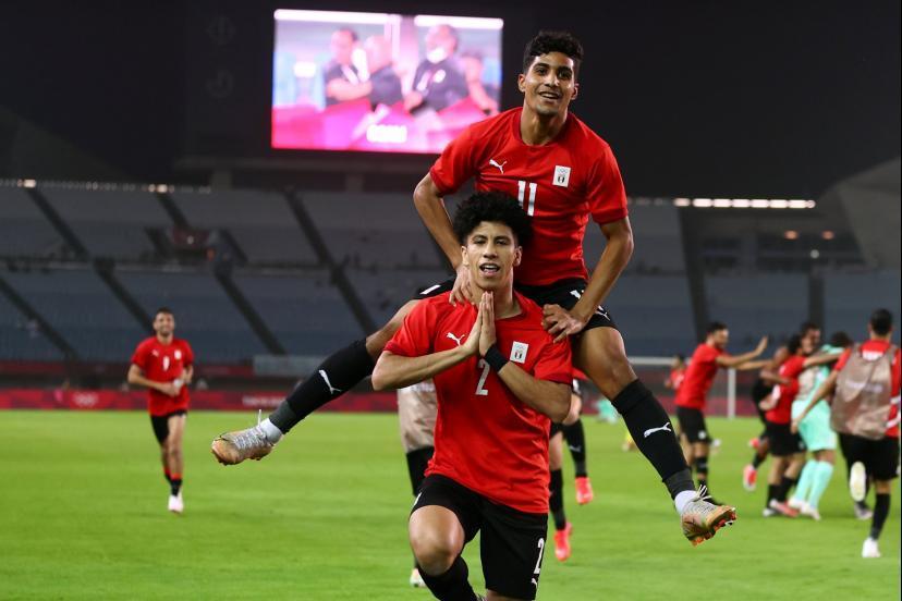 Football : la Côte d'Ivoire et l'Egypte filent en quarts de finale du tournoi olympique masculin