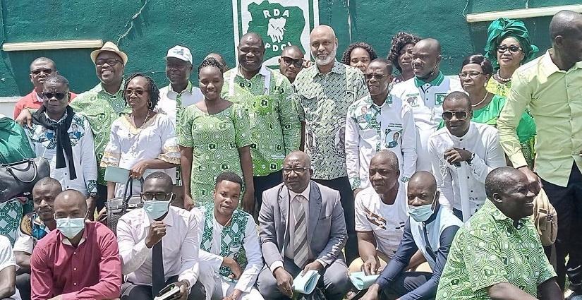 Le PDCI-RDA remobilise ses militants enseignants pour 2025