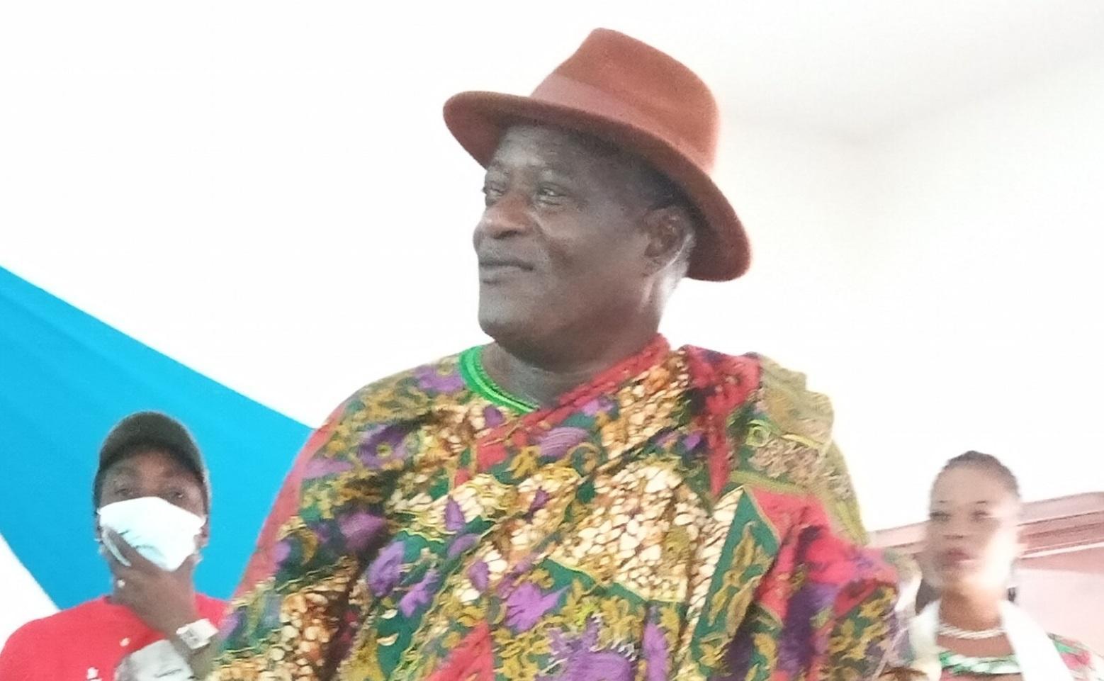 L'ancien maire de Yopougon, Gbamnan Djidan vire dans le camp Gbagbo