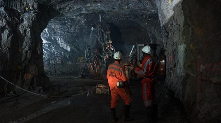 Inter/ La nouvelle mine souterraine de Loulo-Gounkoto monte en puissance (Barrick)