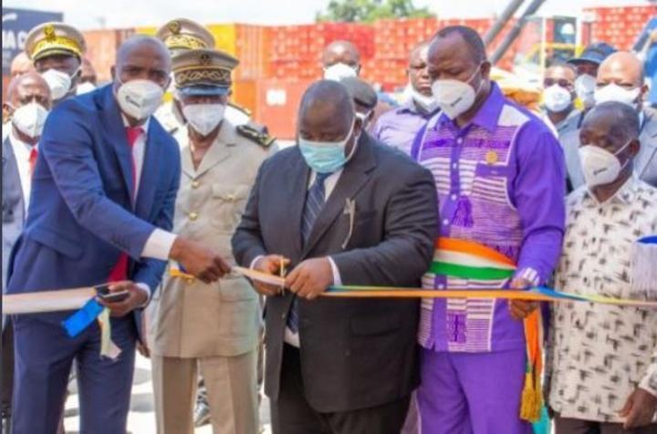 Côte d'Ivoire : Bouaflé, une société installe une plateforme logistique ou port sec sur une superficie de 4 hectares