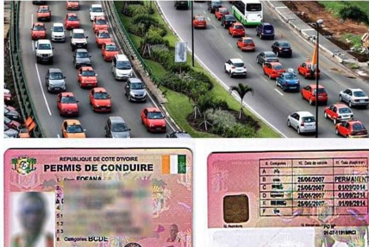 Côte d'Ivoire : Permis de conduire, désormais le passage de l'examen dans trois langues nationales, baoulé, bété et malinké