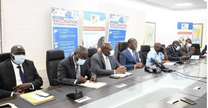 Côte d'Ivoire : Le cabinet du ministère de la Santé accusé d'avoir détourné les primes COVID, une grève de 5 jours à compter du 19 octobre annoncée