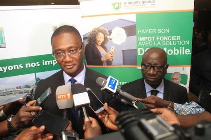 1,3 milliard $ en impôts récoltés au 3e trimestre 2021 pour un recouvrement de 112% en Côte-d'Ivoire