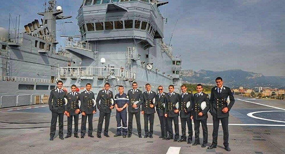 القوات البحرية المصرية واليونانية