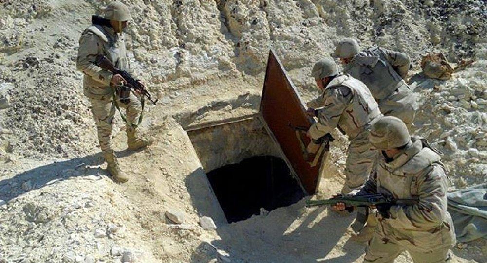 تنامي الإرهاب في سيناء