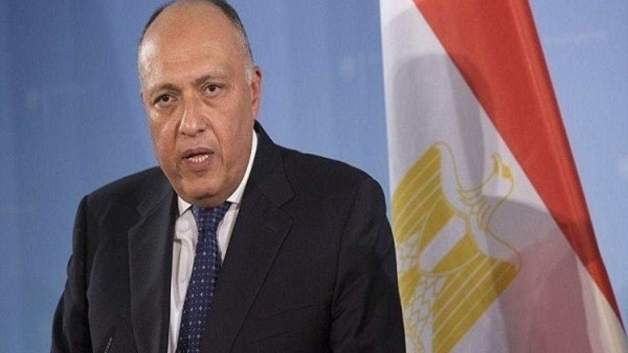 وزير الخارجية المصري، سامح شكري