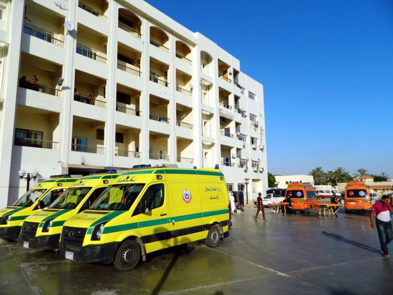 بلغت أرصدة الصناديق الخاصة لوزارة الصحة 3.066 مليارات جنيه