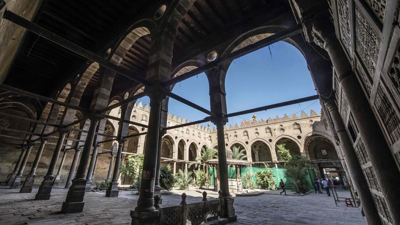 مسجد الطنبغا المارداني في القاهرة، بني 1338م، خالد دسوقي